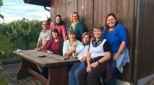 Ein paar unserer Rebfrauen/-männer und Lese-Helfer